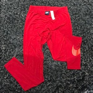 Cotton Nike leggings